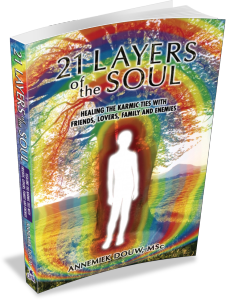 21 layers of the soul - book
